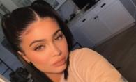 Zeita machiajului pe Instagram e de nerecunoscut atunci cand nu este machiata. Iata adevaratul chip al lui Kylie Jenner - FOTO