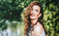 Tatiana Heghea a adoptat un caine din strada. Vezi reactia fiicei Regina-Raluca - VIDEO