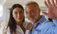 Gianluca Vacchi s-a despartit de iubita lui? A fost surprins la plaja cu Miss Universe 2015 - FOTO