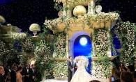 Un oligarh rus a cheltuit 10 milioane pentru o nunta la Hollywood. Printre invitati, Andrei Malakhov, Ksenia Sobchak si Lady Gaga - VIDEO