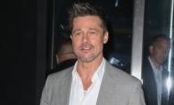 Este cel mai ravnit burlac al momentului! Brad Pitt face senzatie la fiecare aparitie. Cum a fost surprins in strada - FOTO