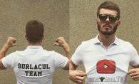 Parodiile sale au facut senzatie pe internet! Afla mai multe despre Mihail Burlacu si vlogul sau, BurlaculTV -VIDEO