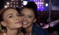 Olia Tira si Natalia Barbu s-au distrat la maxim. Vezi unde au petrecut acestea timpul - FOTO