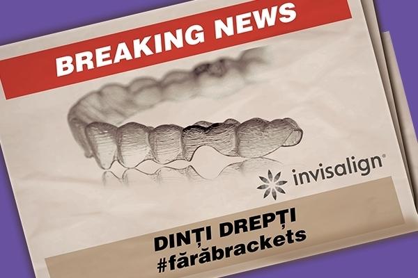 Dantura perfecta fara Bracket?! In premiera pentru Moldova, Clinica Dentino propune un nou serviciu de indreptare a dintilor fara aparat dentar fix - VIDEO