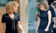 Semana ca doua picaturi de apa. Jennifer Lopez are o sosie la fel de celebra ca ea. - FOTO