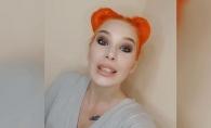 Este vloggerita cu cel mai colorat par si cel mai deocheat limbaj. Cat de bine arata rusoaica intr-o zi obisnuita - FOTO