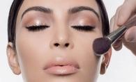 Kim Kardashian a dezvaluit secretul unui ten perfect! Iata ce produse de make-up foloseste - FOTO