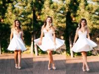 Prezentatoarea Vlada Cerbusca, intr-o rochie superba! Vezi cum s-a imbracat aceasta la Perfect White Party - VIDEO