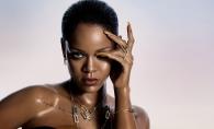 "Rihanna a starnit imaginatia tuturor! Si-a etalat fara retineri decolteul ""generos"" - FOTO"