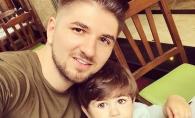 Baietelul lui Vasile Macovei a implinit 2 anisori. Vezi cu ce surpriza frumoasa s-a ales - FOTO
