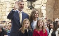 Se spune ca sunt cea mai stilata familie din lume! Vezi ce aparitie spectaculoasa a avut familia Regala a Spaniei - FOTO