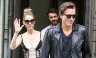 Celine Dion isi reface viata alaturi de un iubit tinerel? Cum au fost surprinsi cei doi - VIDEO