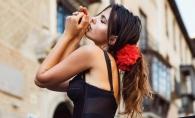 Doina Ciobanu, provocatoare intr-un spot publicitar. Moldoveanca  a devenit imaginea unui brand italian de lenjerie intima de lux - VIDEO
