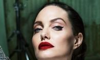 Cu dovezile pe fata. Suferinta Angelinei Jolie, in imagini cutremuratoare - FOTO
