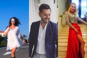 Stilul vedetelor, sub lupa! Fashion bloggerita Corina Birca analizeaza tinutele Nataliei Barbu, Diannei Rotaru si ale lui Adrian Ursu - FOTO