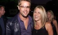 Veste imbucuratoare la Hollywood! Dupa 12 ani, Brad Pitt si Jennifer Aniston, din nou impreuna