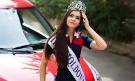 Miss Moldova 2016, Daniela Marin, a sarbatorit cu mult fast implinirea majoratului. Baietii de la SunStroke Project i-au cantat