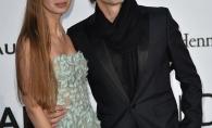 Un fotomodel moldovean este iubita unui mare actor de la Hollywood. Tanara a ramas cu lenjeria la vedere, la un eveniment recent - FOTO