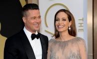 Iata adevaratul motiv pentru care Angelina Jolie a anulat divortul de Brad Pitt! Cine era vinovatul?