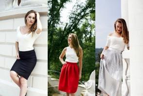 Fuste care nu trebuie sa lipseasca din garderoba ta!  Editorul perfecte.md iti recomanda 4 modele, pe care nu vei regreta daca le vei achizitiona - FOTO