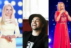Stilul vedetelor, sub lupa! Vezi ce spune fashion bloggerita Corina Birca, despre stilul lui Nelly Ciobanu, Ludmila Balan si a lui Igor Sirbu - FOTO