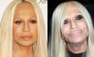 Donatella Versace arata groaznic! Afla motivul ce a distrus-o timp de 40 de ani - FOTO