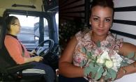 Alina Josu, moldoveanca ambitioasa care la 30 de ani conduce TIR-uri de mare tonaj. ¨O femeie poate face orice, doar daca-si doreste!¨