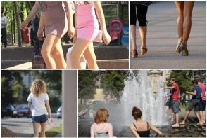 """Tinutele femeilor intorc privirile barbatilor: """"Moldovencele noastre bucura ochii!"""" Vezi cat de provocatoare si indraznete devin acestea vara - VIDEO"""