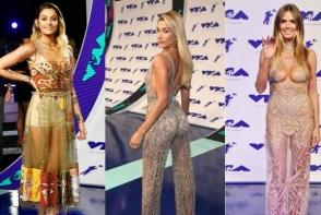 Vedetele care au intors toate privirile la MTV Video Music Awards. Au bifat cele mai sexy aparitii - FOTO