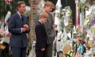 Marturii cutremuratoare. Cum a reactionat Printul Charles atunci cand copiii l-au intrebat de moartea Printesei Diana