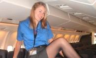 A gasit jurnalul sotiei, stewardesa, si a aflat adevarul. Ce se petrecea la bordul avionului