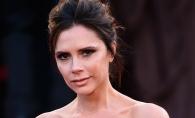 Fara sutien si in pijamale, in plina strada. Victoria Beckham nu a fost vazuta niciodata, imbracata asa - FOTO