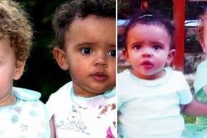 Sunt surori gemene, dar au culoarea pielii diferita. Povestea lor a ajuns cunoscuta in toata lumea - VIDEO