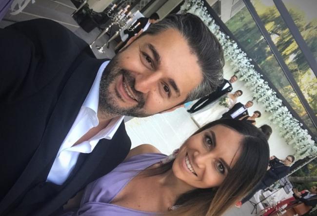 Maria Onica, pentru prima data in rol de domnisoara de onoare. S-a intalnit la nunta cu Adrian Ursu - VIDEO