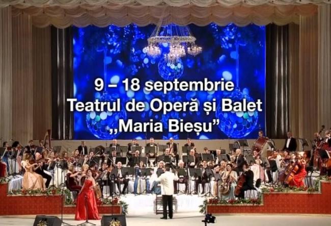 Cea de-a 25 editie a festivalului de opera si balet MARIA BIESU s-a deschis! Eugenia Ion ne-a oferit detalii interesante despre marele eveniment - VIDEO