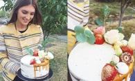Irina Negara, implicata intr-un scandal! S-ar fi certat cu mirii si i-ar fi lasat fara tort, chiar in ziua nuntii lor - FOTO