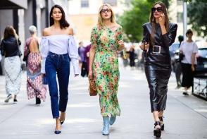 Cum s-au imbracat bloggerii la New York Fashion Week: Iata cele mai inspirate si colorate tinute - FOTO