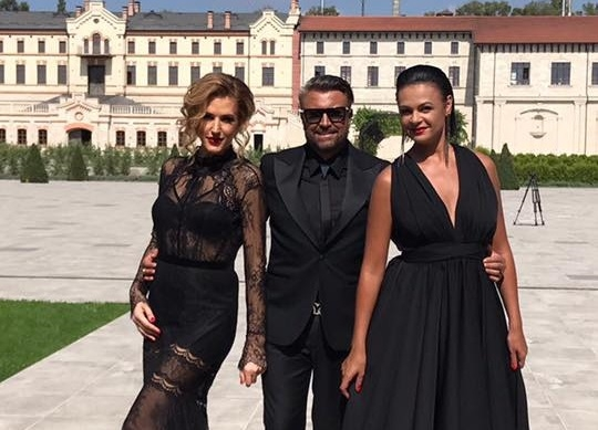 Catalin Botezatu a schimbat profesia de designer in Romania pe cea de actorie in Moldova. Vezi detalii chiar de la filmari - VIDEO