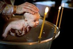 Cat de important este numele pe care il dai copilului la botez.