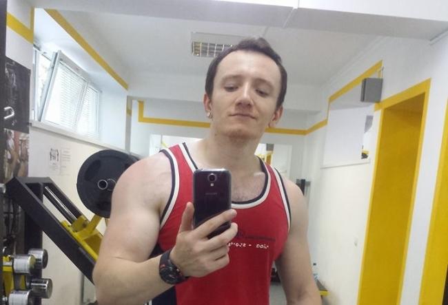 De la 100, la 75 de kg.  Afla cum a ajuns Dan Vozniuc, un adevarat pachet de muschi - VIDEO