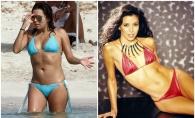 Imaginile care i-au ORIPILAT pe toti! Eva Longoria, la 42 de ani in costum de baie - FOTO
