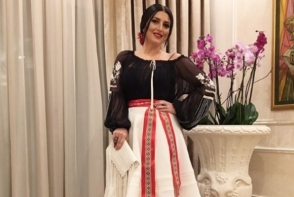 Jasmin Shor, intr-o rochie neobisnuita! Iata cum si-a facut aparitia, de aceasta data la concursul