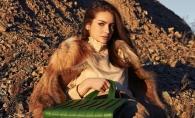 Meadow Walker, poza nud publicata pe internet. Cum s-a lasat pozata frumoasa fiica a lui Paul Walker - FOTO
