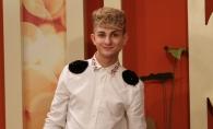 Johy Davis a ajuns si la X Factor! Juratii nu si-au mai putut controla emotiile - VIDEO