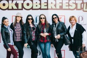 Oktoberfest, un altfel de eveniment marca Perfecte.md, cu muzica rock, bere si carnati. Uite cat de colorata a fost petrecerea - FOTO