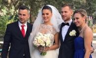 Deputata Alina Zotea si Vlad Durnea au avut parte de o nunta fastuoasa in acest weekend. Vezi cat de frumoasa a fost rochia miresei - FOTO