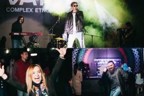 Gandul Matei a sustinut un super concert rock la Oktoberfest. Vezi cum si-a facut de cap publicul, pe piesele lor - VIDEO