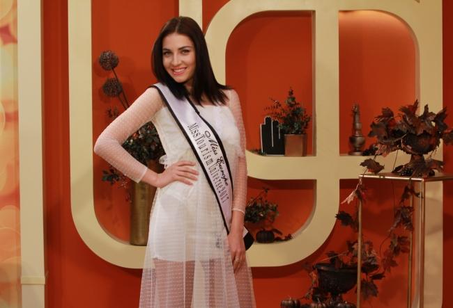 """Diana Toma: """"Eu sunt prima care am luat titlul Miss Europe, deci sunt cea mai frumoasa fata din Europa, din cadrul concursului."""" Vezi ce a destainuit modelul - VIDEO"""