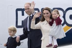 Fericire mare pentru Kate Middleton si Printul William! Cuplul regal a aflat sexul copilului pe care il asteapta