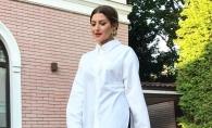 Jasmin Shor a reusit in sfarsit, sa dea jos kilogramele acumulate dupa a treia sarcina? Artista a prins la curaj si poarta rochite mai indraznete - FOTO